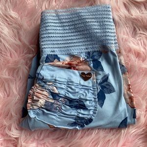 Chambray all day cute Booty